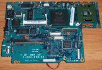 Sony VAIO PCG-VX71P - Nie w��cza si�