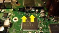 Opamp wzmacniacz - Wzmocnienie sygnalu z wyjscia RCA