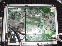 Monitor LCD Vobis PS-776K wyłącza sie po sekundzie.