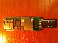 Huawei E173 - Huawei E173 Wyrwane gniazdo anteny zewnętrznej brak sieci