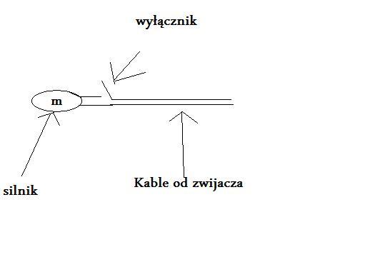Zelmer Meteor 1057.5 - jak pod��czy� na kr�tko po wybuchu kondensatora