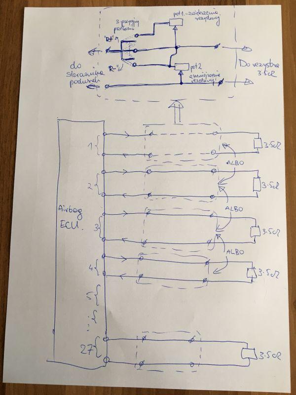 Potrzebny pilnie mikrokontroler do przełączania pomiędzy 27 kanałami analogowymi