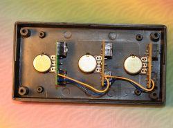 Tłumik-regulator do systemu modularnego eurorack w pudełku