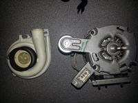 Whirlpool ADG 8536 - Pompa myjąca