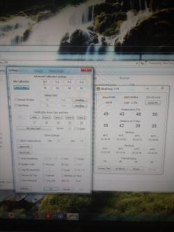 Xeon E5450 - Wysokie temperatury rdzenia w spoczynku.