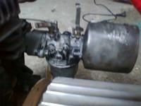 Silnik Tecumseh HBP 40G z agregatem Bosh G1700 nie odpala