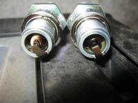 Silnik zaburtowy Suzuki DT15 2t - mokre świece , kicha w wydech