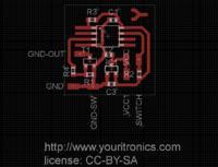 Moduł automatycznego wyłącznika dla multimetrów i nie tylko