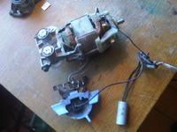 Jak wykorzystać silnik ze starego miksera Zelmer