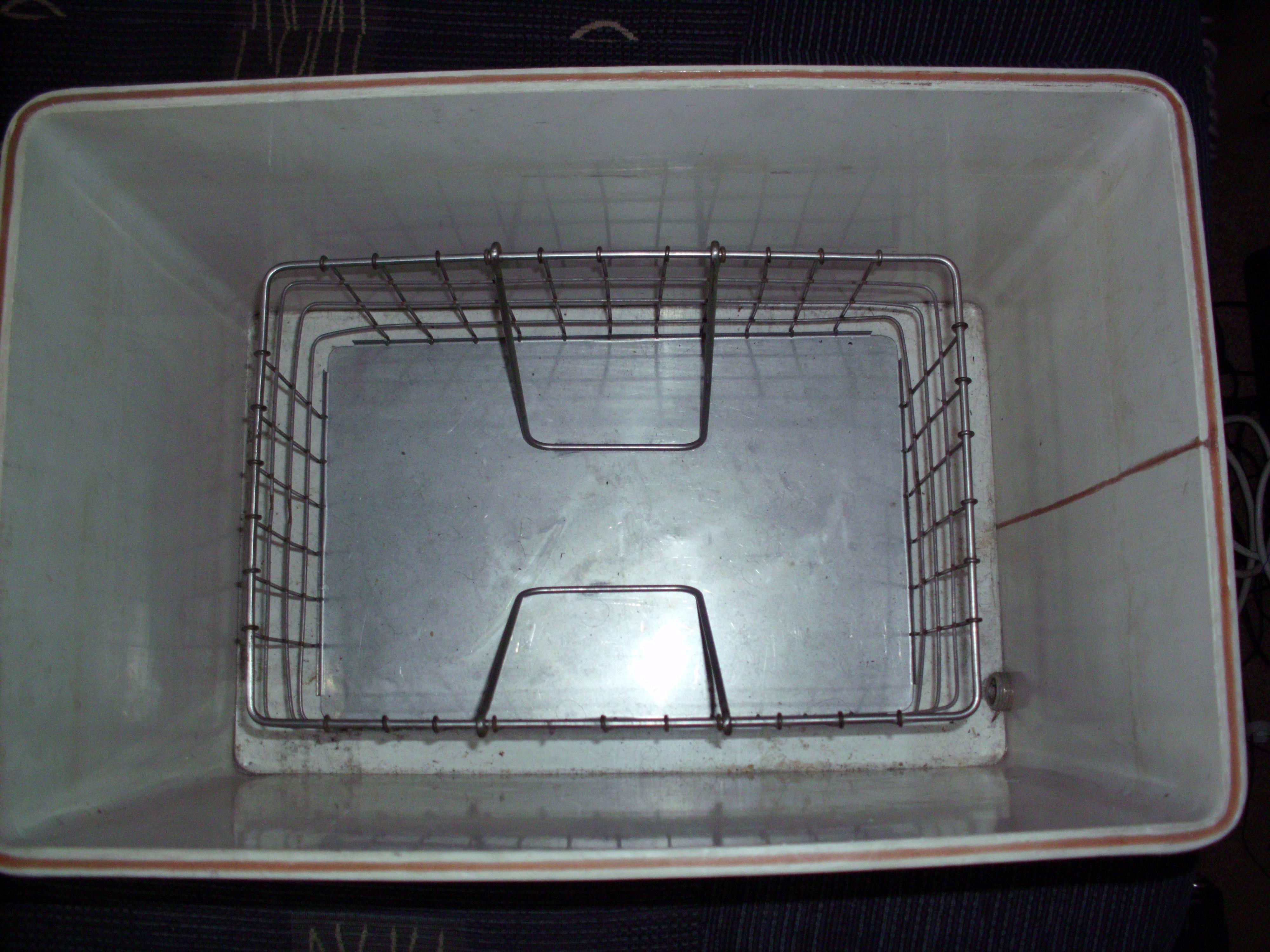 Myjka ultrad�wi�kowa - jakie zasilanie?