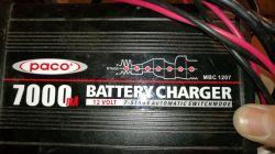 Widlak Suchedniów elektryczny - jak podłączyć ładowanie akumulatorów 24 V?