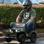 Ma�y szybki elektryczny jeep