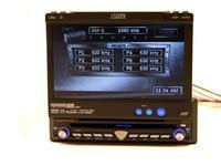 Jensen UV7I - podłączenie radia do zmieniarki Renault