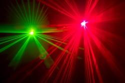 Element półprzewodnikowy emitujący dwukolorowe światło