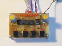 Mini 1-bitowy syntezator Gigantora