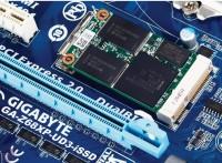 P�yta g��wna Gigabyte'a ze zintegrowanym dyskiem SSD