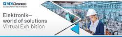 [20-31.07.2020, targi]Wejdź w świat skalowalnego przemysłowego Ethernetu ADI