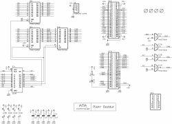 Komputer na 8051 z VGA by piotr_go