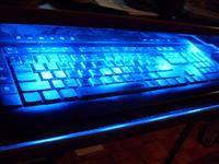 Podświetlana klawiatura