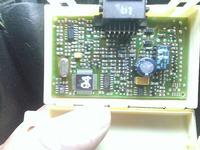 Audi a4b5 1,6 adp 1996r 74 KW - immobiliser nieraz nie wczytuje kodu .