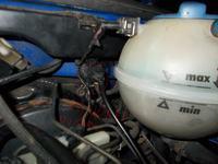 Vw golf 3 MK3 Tdi 110 KM - Układ podciśnienia ( wymiana przewodów serwa)