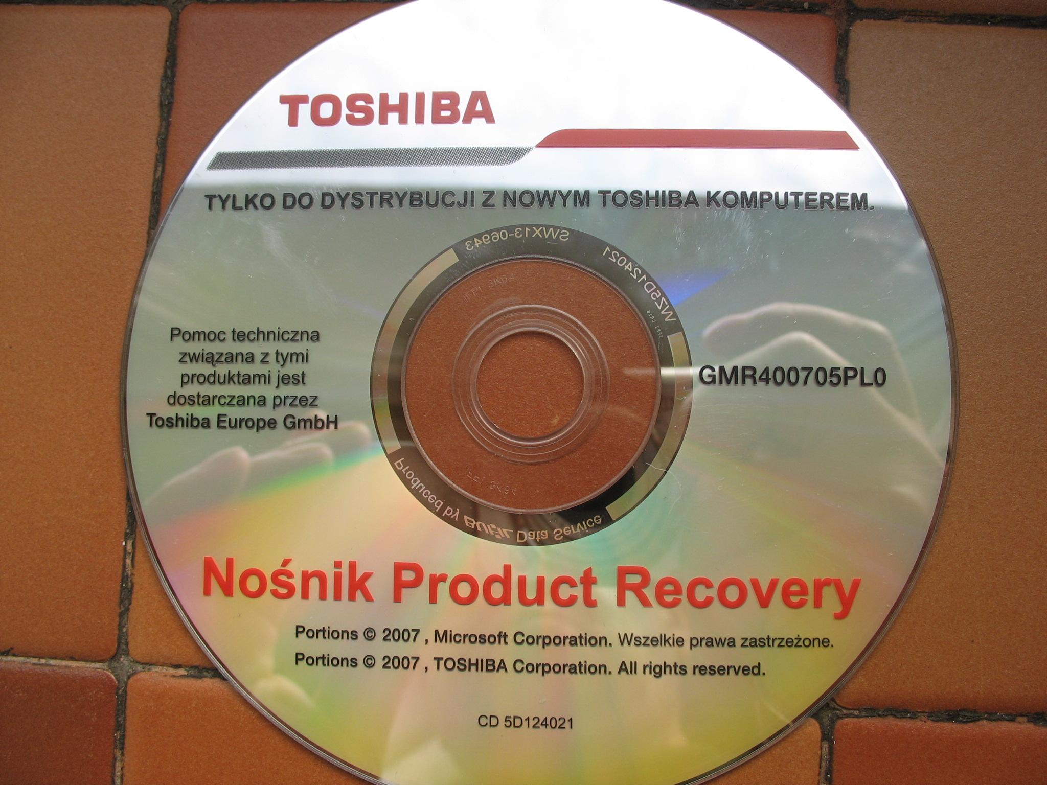 Laptop, Toshiba, L30 - rozbudowa