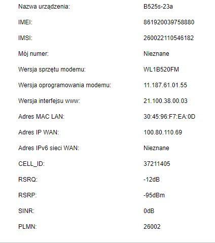 Jaką Antenę LTE zakupić (T-mobile)