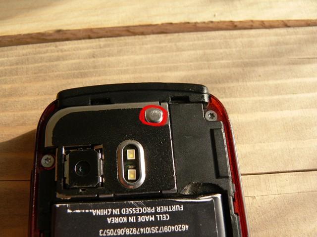 Nokia 5800 XpessMusic przerywa wy�wietlacz.