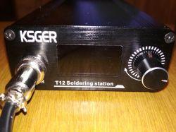 Test/Porównanie stacji lutowniczych KSGER T12 vs YiHUA 937D+ vs DIY RL1