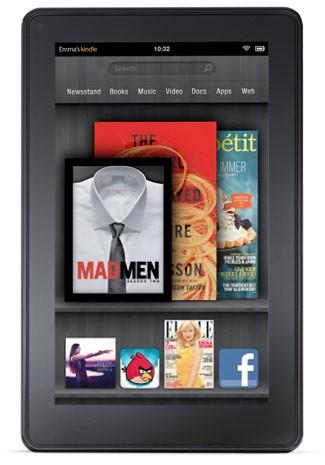 Amazon.com ujawnia koleje szczeg�y dotycz�ce tabletu Kindle Fire