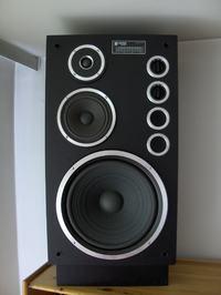 [Sprzedam] Tonsil Dynamic Speaker HX-100 zwrotnica 18 dB/okt.