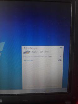 Dlaczego notebook Samsung N150 nie pokazuje dostępnych sieci?