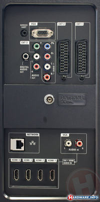 Podpiecie logitech z906 z Philips 56PFL9954H