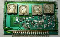 Technics SA-GX505 - Nie załączają się wyjścia A i B