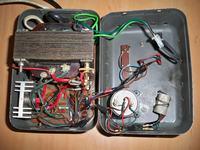 Prostownik z regulacją prądu ładowania - kolejna odsłona