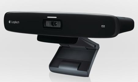 Kamera Logitech TV Cam HD umo�liwi twojemu HDTV wideokonferencje przez Skype