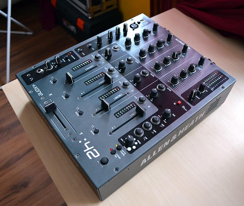 [Sprzedam] Allen & Heath XONE: 42 - Mikser DJ - Idea�!