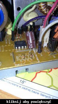 Zasilacz ATX (bezpiecnik + warystor)