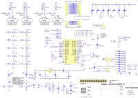 Zegar Nixie electroNIXclock pod lampy LC513 lub Z560