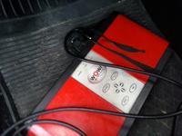 Peugeot 407 - Uszkodzone �ar�wki, mimo to sprawne.