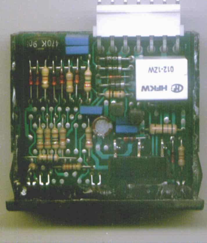 Przełącznik ELPIGAZ AE652 AEB 652i - schemat podłączenia