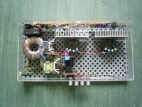Kolejny wzmacniacz 2x100W na TDA 7294