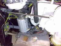 Zmywarka Amica ZZS 2455 nie pompuje wody