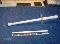 Sonda WN (wysokiego napięcia) do miernika M890G na 10M Rwe