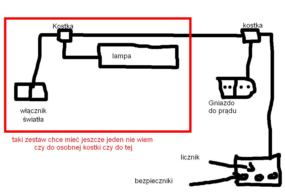 jak podłączyć lampy led w garażu