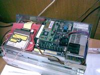 Komputer stacjonarny - prezentacja projektu.