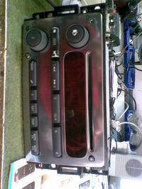 Hummer H3 kostka do radia opis