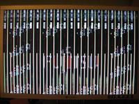 Fujitsu Lifebook E370 - czyżby uszkodzona grafika ?
