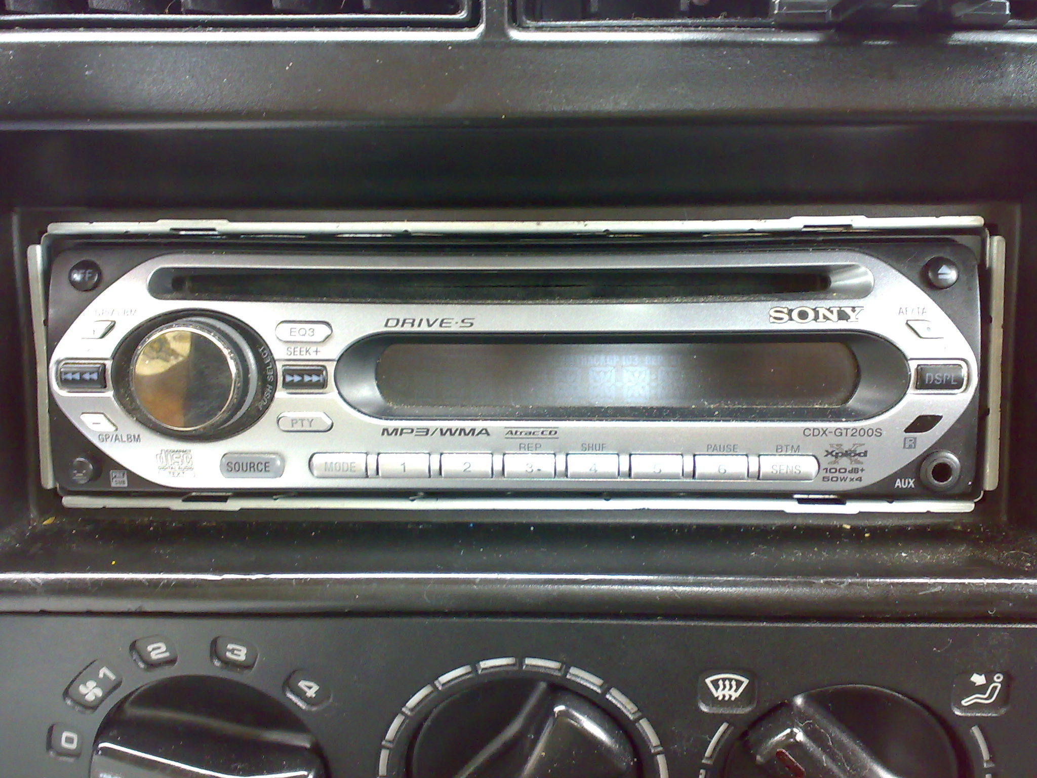 Luxury Sony Cdx Gt200 Xplod Wires Elaboration - Electrical and ...