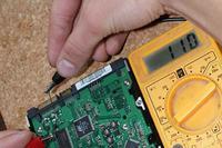 spalony? SAMSUNG HD403LJ 400GB